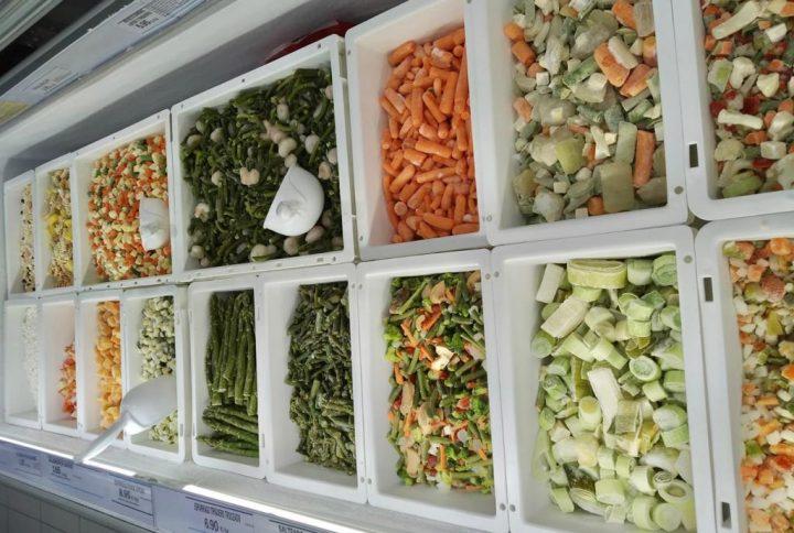 Cómo reconocer calidad de los productos congelados